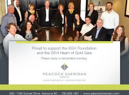 Photo of Peacock Sheridan Team