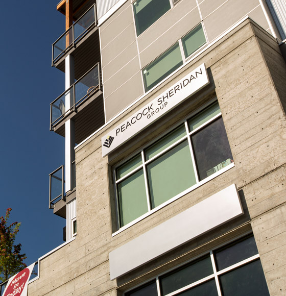 Photo of Peacock Sheridan office location